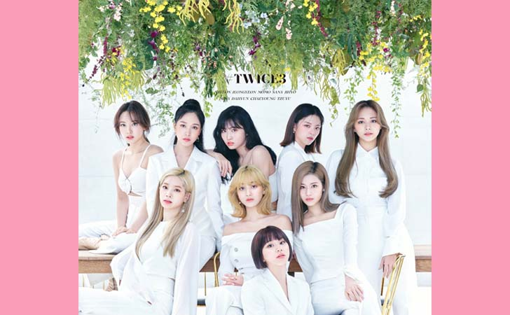 『#TWICE3』収録曲【初回限定盤A】(CD)